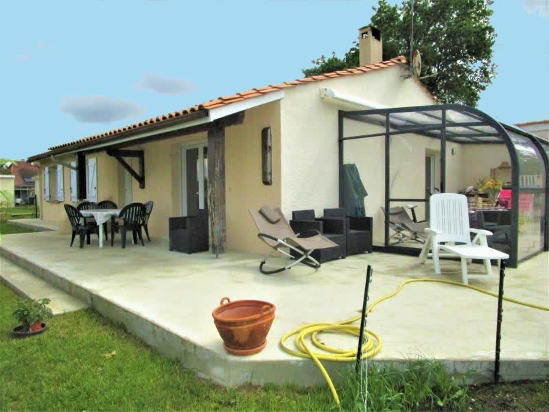 Sale house / villa Ambares et lagrave 358000€ - Picture 1