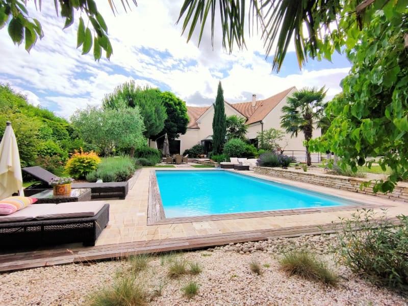 Sale house / villa Saint germain en laye 2190000€ - Picture 1