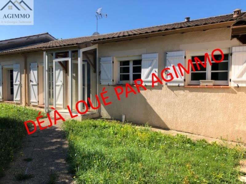 Rental house / villa Mauvezin 1000€ CC - Picture 1