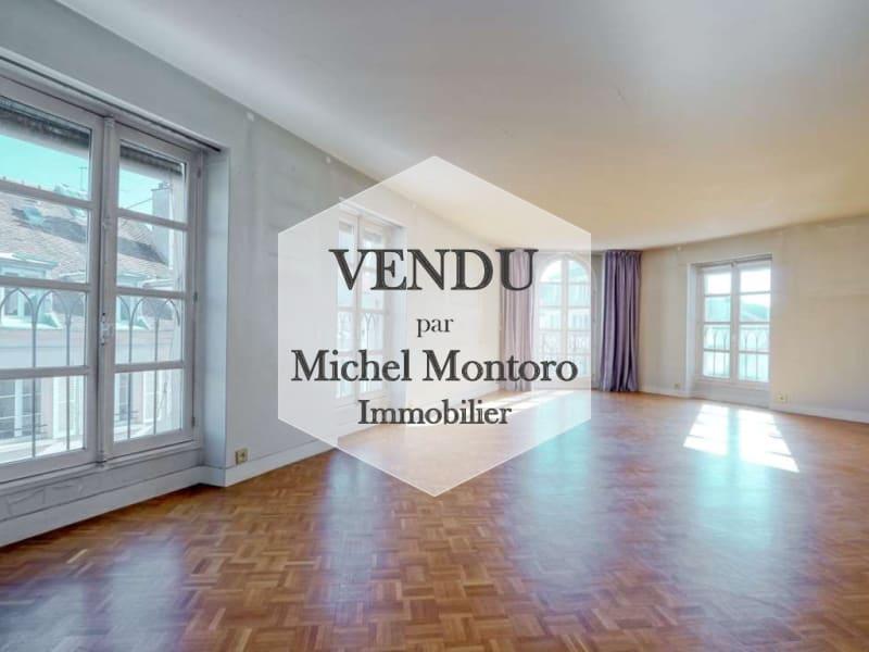 Venta  apartamento Saint germain en laye 1295000€ - Fotografía 1