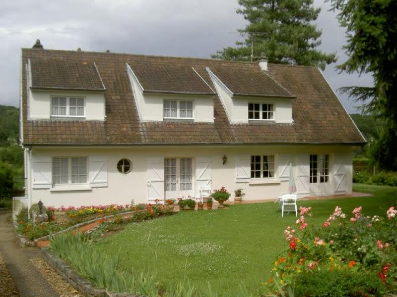 Sale house / villa Bazemont 600000€ - Picture 1