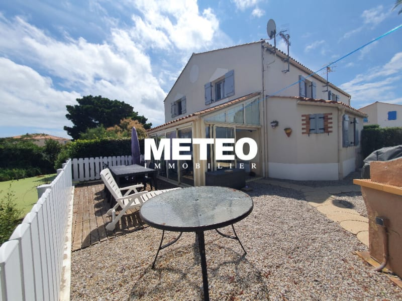 Sale house / villa La tranche sur mer 214000€ - Picture 1
