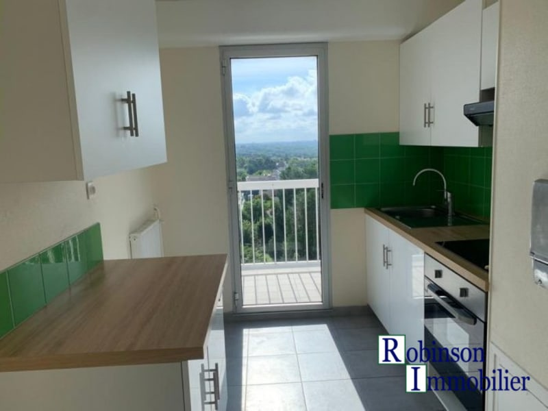 Rental apartment Le plessis-robinson 1042€ CC - Picture 2