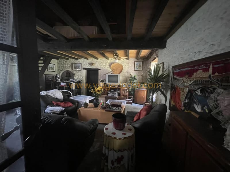 Life annuity house / villa Viville 55000€ - Picture 1