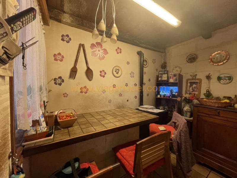 Life annuity house / villa Viville 55000€ - Picture 5