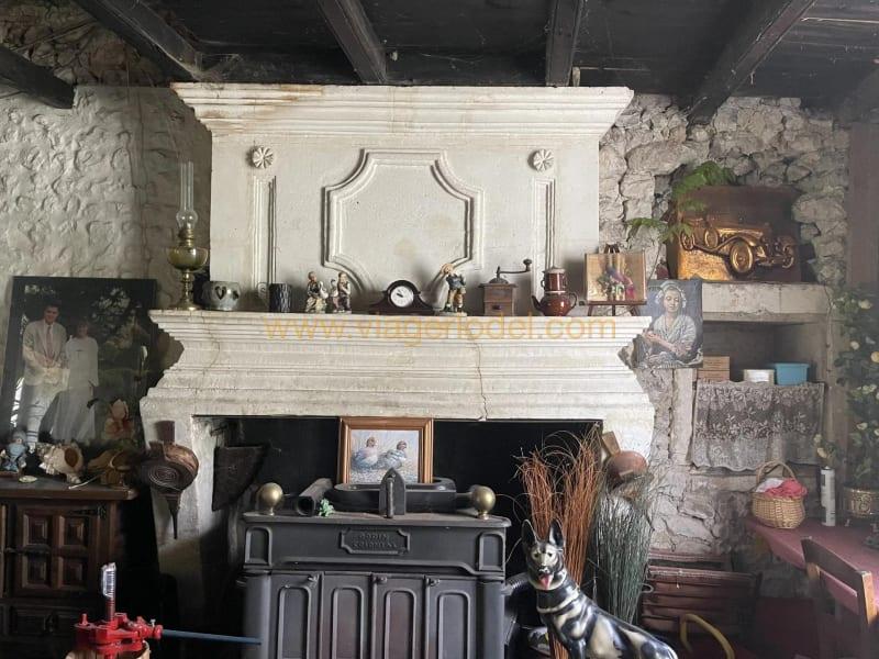Life annuity house / villa Viville 55000€ - Picture 3