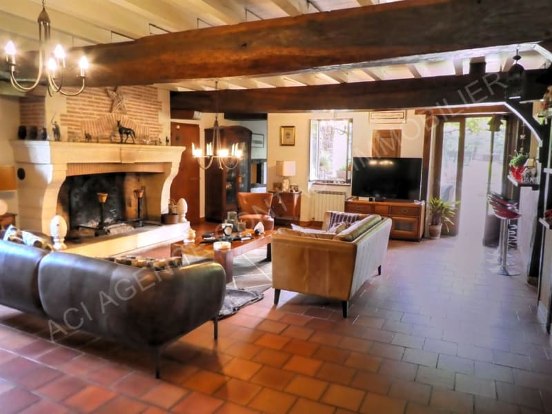 Sale house / villa Barbotan les thermes 400000€ - Picture 5
