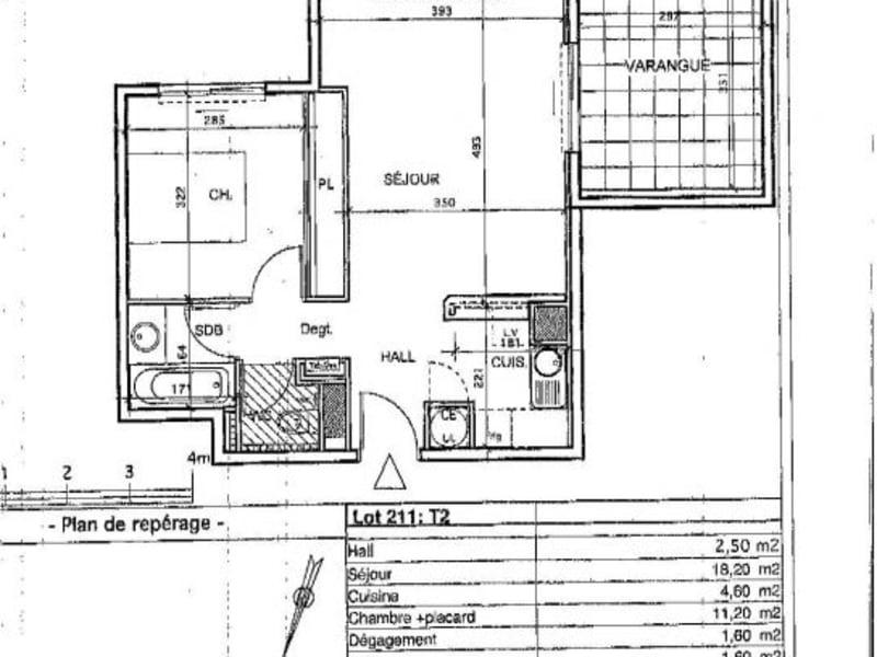 Location appartement St denis 605€ CC - Photo 8
