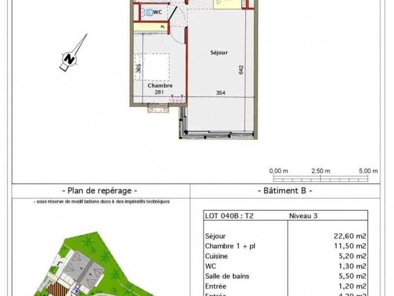 Vente appartement St denis 108000€ - Photo 2