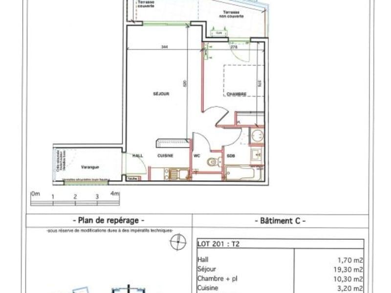 Location appartement Ste clotilde 590€ CC - Photo 10