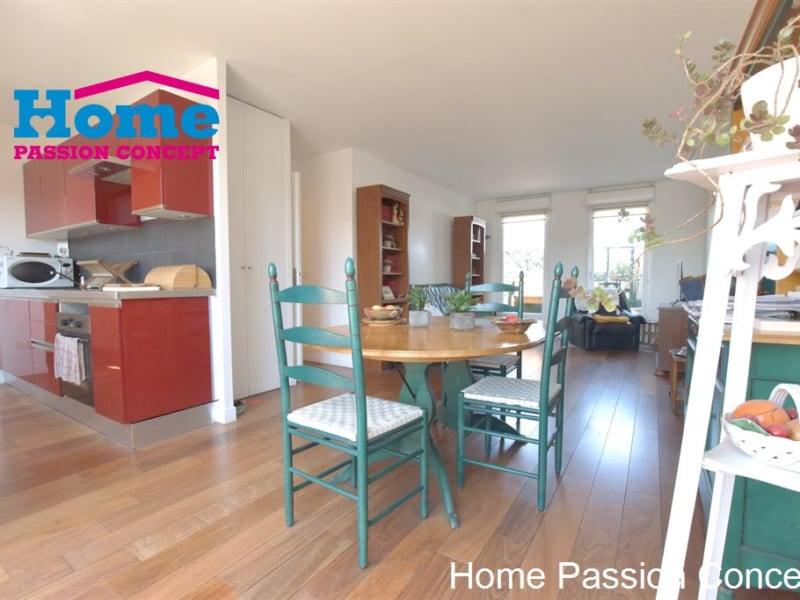Vente appartement Nanterre 459000€ - Photo 4