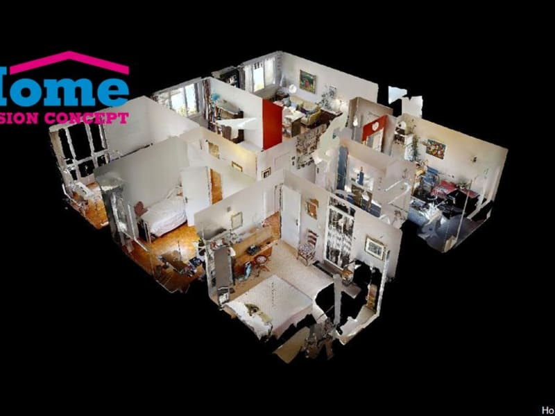 Vente appartement Suresnes 625000€ - Photo 9
