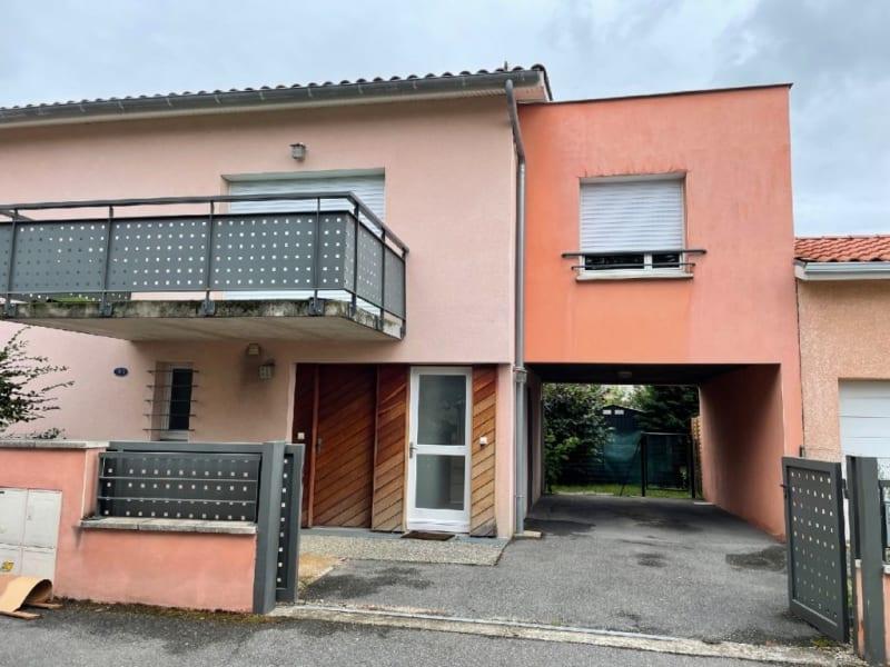 Rental apartment Toulouse 574€ CC - Picture 1