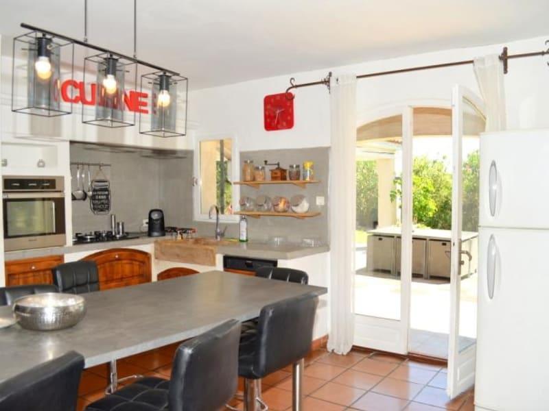 Vente maison / villa Sorgues 463000€ - Photo 7