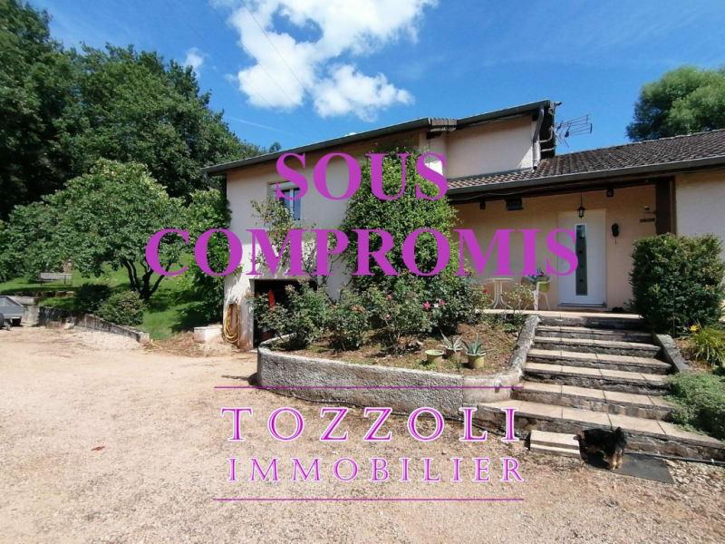 Maison Chamagnieu 4 pièce(s) 107.40 m2
