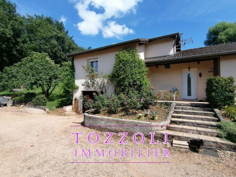 Vente maison / villa Chamagnieu 369900€ - Photo 5