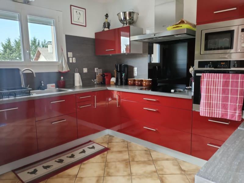Vente maison / villa Chamagnieu 369900€ - Photo 8