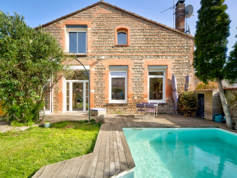 Vendita casa Toulouse 535000€ - Fotografia 1