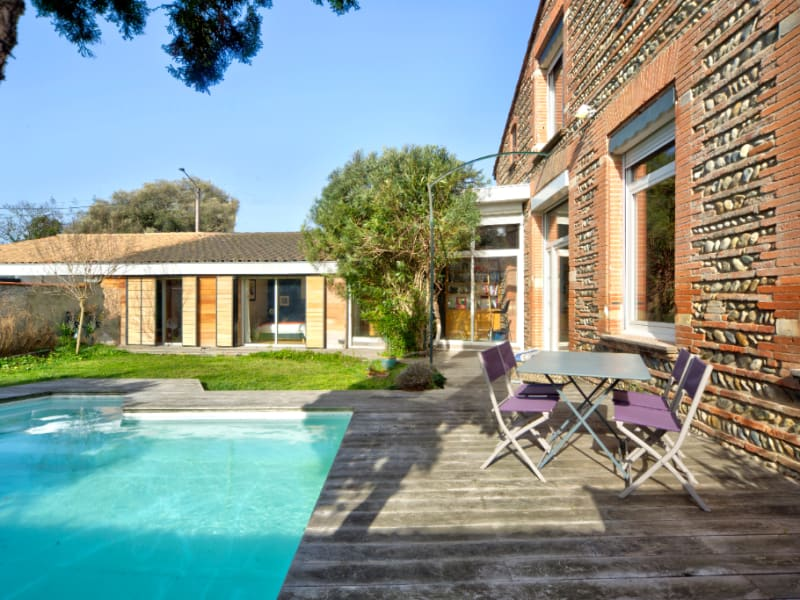Vendita casa Toulouse 535000€ - Fotografia 2