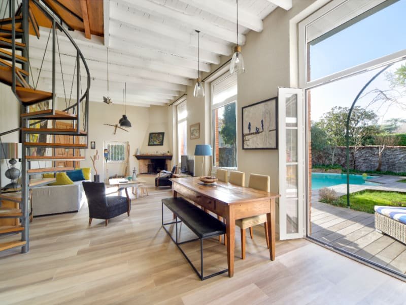 Vendita casa Toulouse 535000€ - Fotografia 3