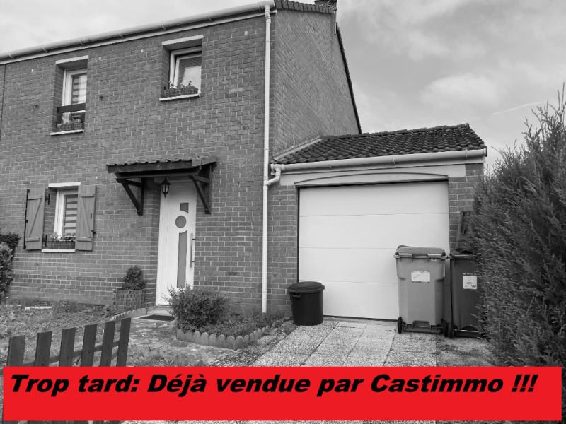 Vente maison / villa Orchies 217000€ - Photo 1