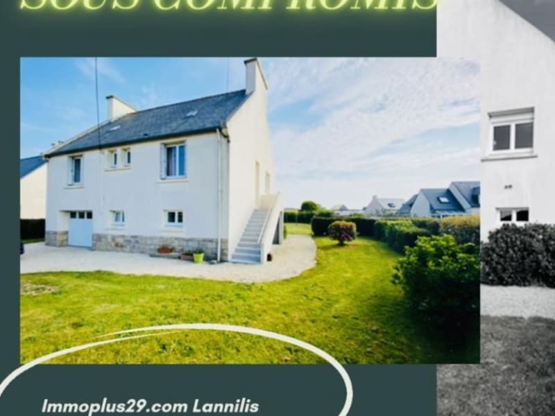 Vente maison / villa Lannilis 175000€ - Photo 1