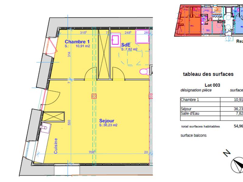 Vente appartement Pont l abbe 185000€ - Photo 4