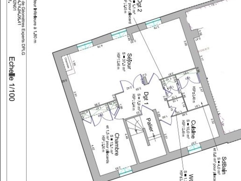 Vente appartement Saint quentin fallavier 171500€ - Photo 7