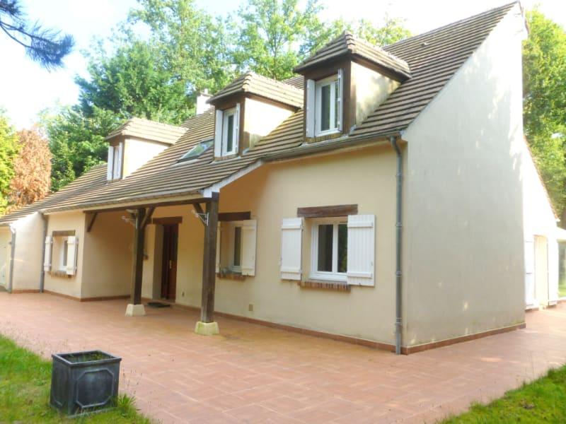 Sale house / villa Lamorlaye 790000€ - Picture 2