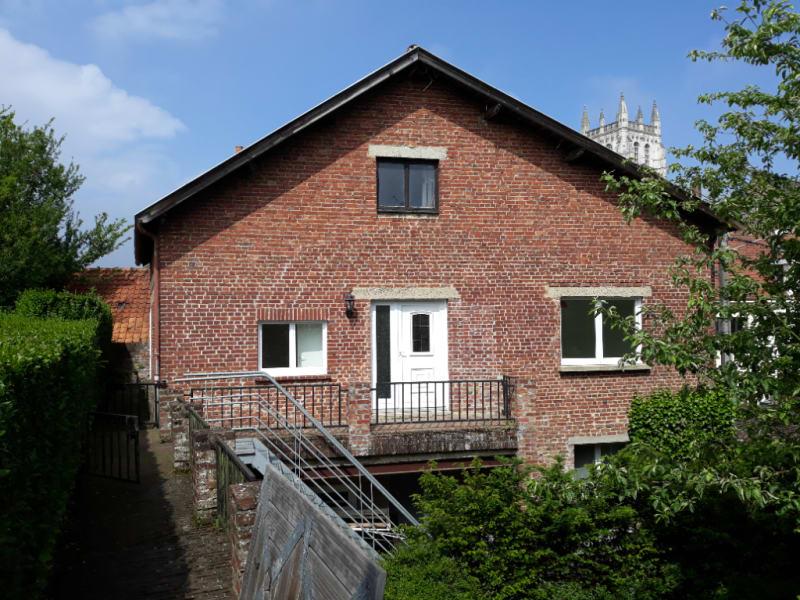 Rental apartment Aire sur la lys 495€ CC - Picture 1