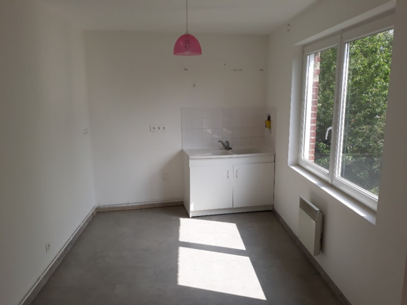 Rental apartment Aire sur la lys 495€ CC - Picture 2