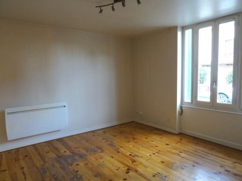 Rental apartment Riorges 370€ CC - Picture 1