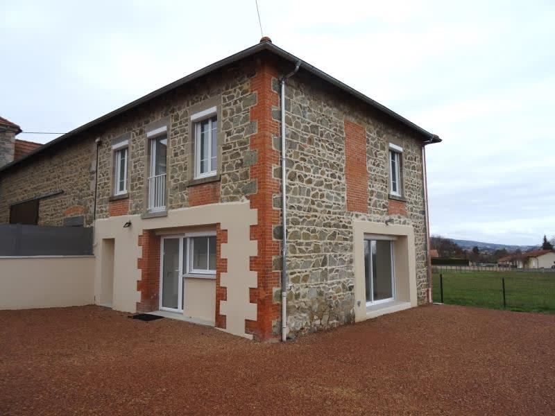 Rental house / villa St alban les eaux 766€ CC - Picture 1