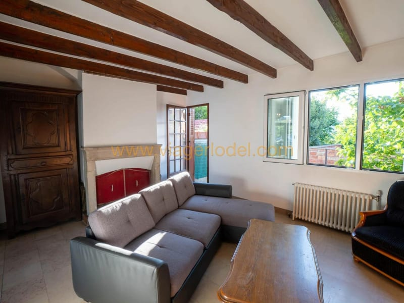 Life annuity house / villa Bagneux 375000€ - Picture 5
