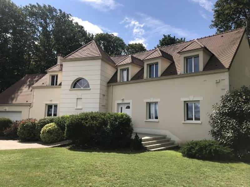 Sale house / villa Abondant 660000€ - Picture 1