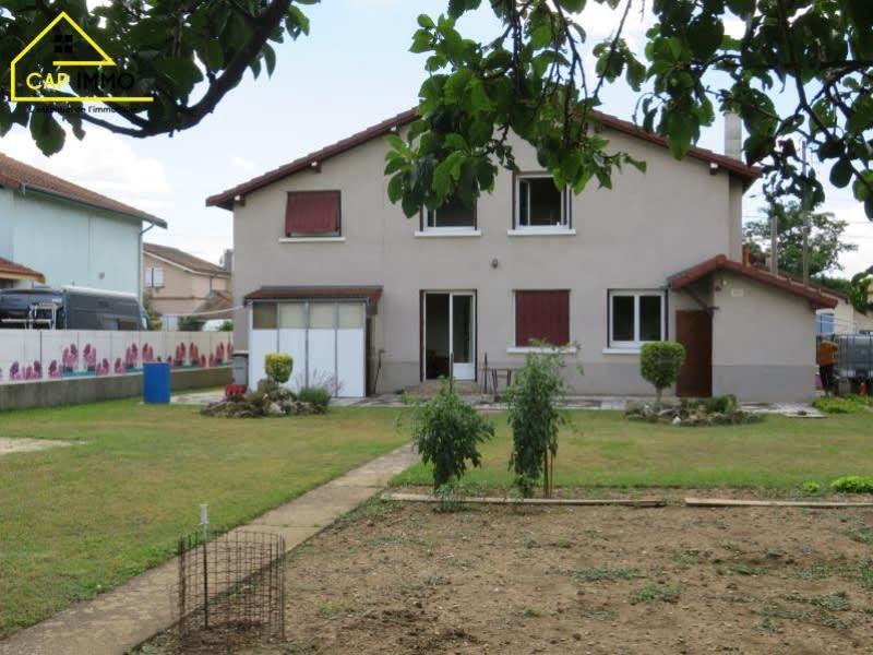 Sale house / villa Decines charpieu 460000€ - Picture 1