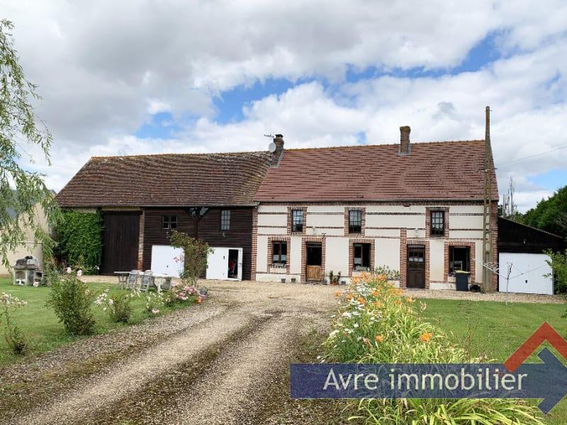 Sale house / villa St victor sur avre 263000€ - Picture 1