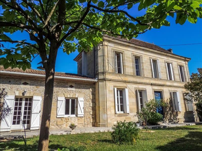 Vente maison / villa Saint christoly medoc 368000€ - Photo 1
