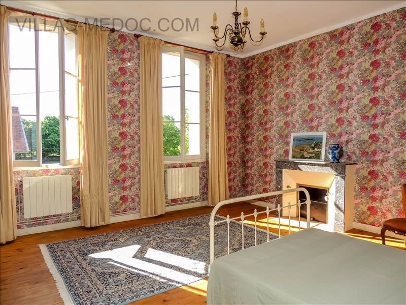 Vente maison / villa Saint christoly medoc 368000€ - Photo 7