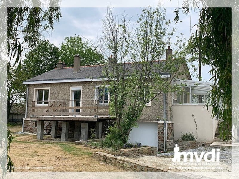 Vente maison / villa Pannece 157200€ - Photo 7