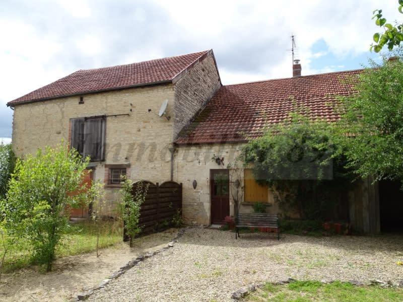 Vente maison / villa Secteur montigny s/aube 97000€ - Photo 1