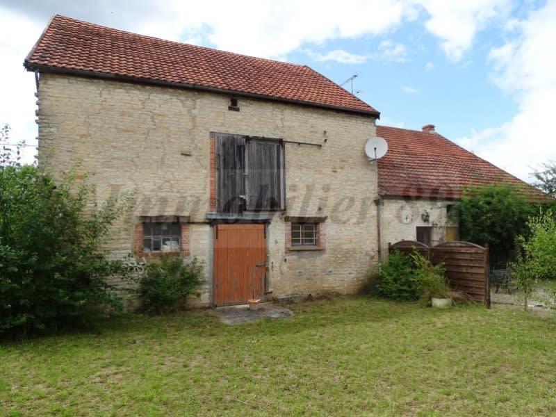 Vente maison / villa Secteur montigny s/aube 97000€ - Photo 2