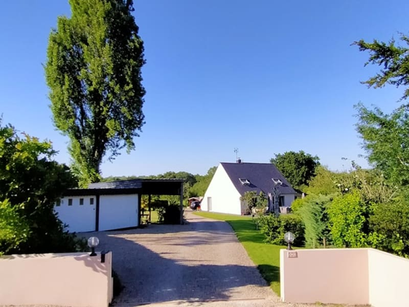 Vente maison / villa Pleuven 382500€ - Photo 2