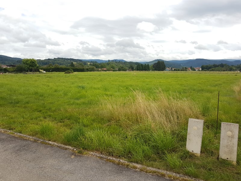 Vente terrain Anould 49050€ - Photo 3