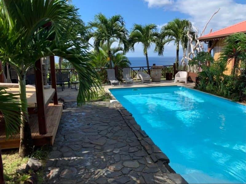 Vente maison / villa Deshaies 1820000€ - Photo 1