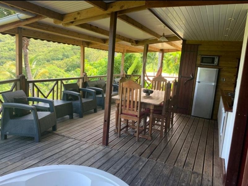 Sale house / villa Deshaies 1785000€ - Picture 4