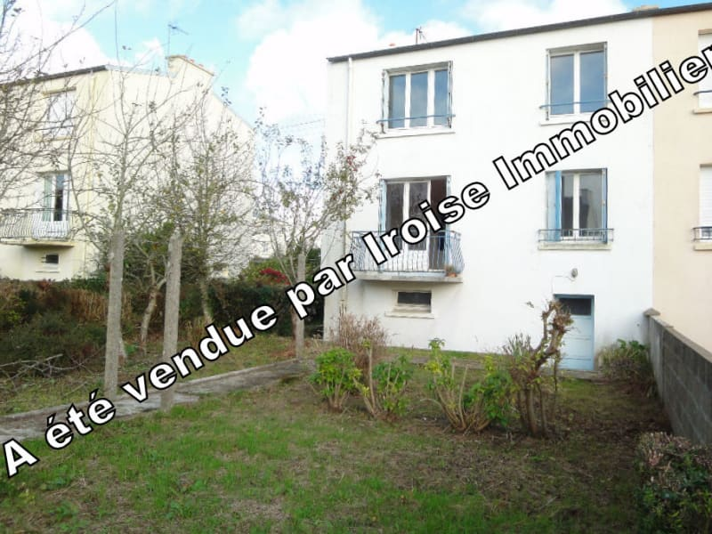 Vente maison / villa Brest 190800€ - Photo 1