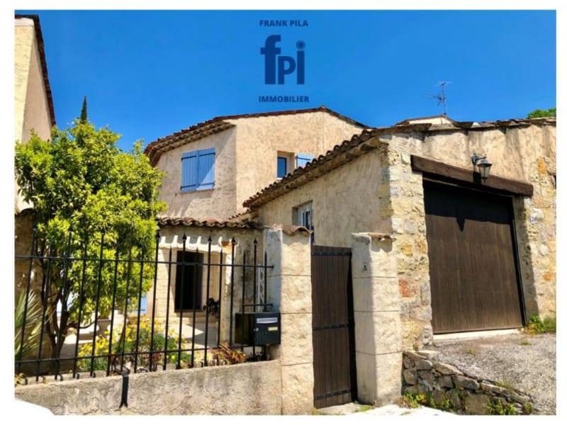 Vente maison / villa Grasse 416000€ - Photo 1
