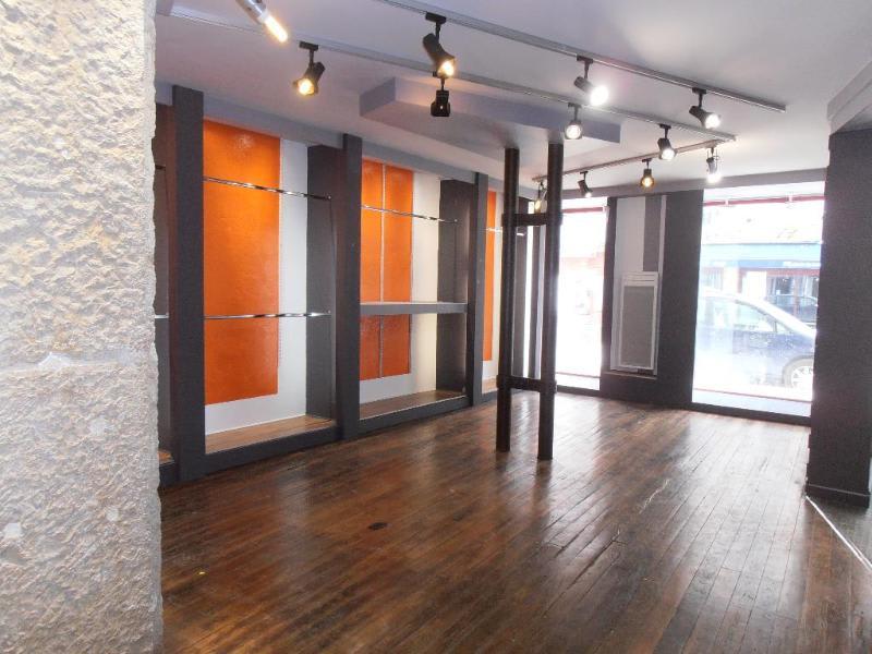 Rental empty room/storage Nantua 439€ HC - Picture 2