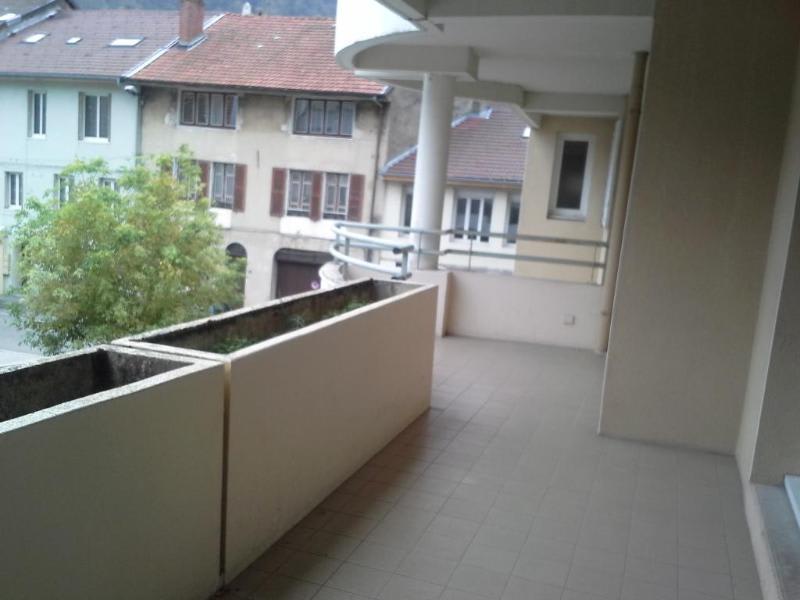 Rental apartment Nantua 452€ CC - Picture 1